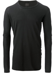 Lost And Found Slim Fit T Shirt Black