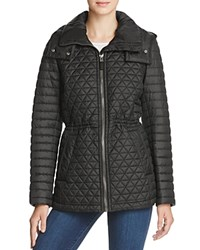 Marc New York Alicia Short Quilted Jacket Black