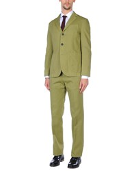 Doppiaa Suits Military Green