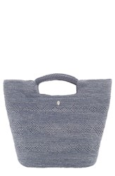Helen Kaminski Woven Raffia Top Handle Tote