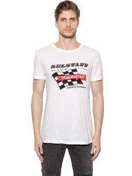 Belstaff Printed Cotton T Shirt