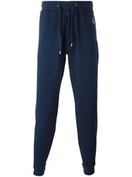 Kenzo Mini Tiger Track Pants Blue