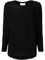 Christian Wijnants Round Neck Jumper Black