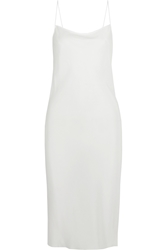 Joseph Parachute Silk Voile Slip Dress