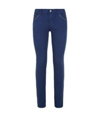 Armani Jeans Push Up Skinny Jeans Blue