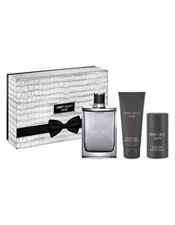 Jimmy Choo Man Holiday Gift Set 165.00 Value No Color