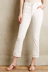 Pilcro Superscript High Rise Jeans White
