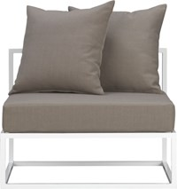 Cb2 Casbah Armless Chair