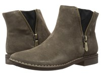 Clarks Cabaret Ruby Khaki Suede Women's Pull On Boots