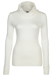 Morgan Tila Long Sleeved Top Ecru Off White