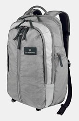 Men's Victorinox Swiss Army 'Altmont' Backpack Grey Gray