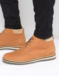 Lacoste Montbard Short Boots Brown