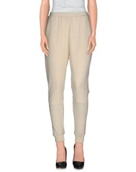 Marios Trousers Casual Trousers Women Ivory