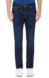 Officine Generale Five Pocket Jeans Blue