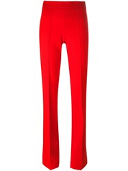 Victoria Beckham Tailored Flared Trousers