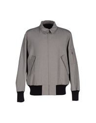 Christopher Kane Coats And Jackets Jackets Men Grey