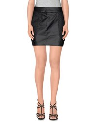 Kai Aakmann Kai Aakmann Skirts Mini Skirts Women Black