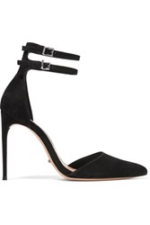Schutz Nubuck Pumps Black