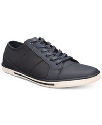 Unlisted By Kenneth Cole Men's Crown Low Top Sneakers Men's Shoes Dark Blue