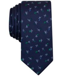 Bar Iii Men's Holly Floral Tie Only At Macy's Green