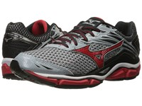 Mizuno Wave Enigma 6 Quarry High Risk Red Black Men's Running Shoes