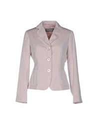 Max Mara Suits And Jackets Blazers Women Light Pink