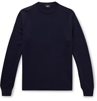 Dunhill Cashmere Sweater Blue
