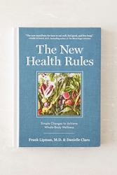 Urban Outfitters The New Health Rules Simple Changes To Achieve Whole Body Wellness By Frank Lipman M.D. And Danielle Claro Assorted