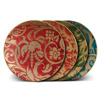 L'objet Fortuny Dessert Plates Set Of 4 Assortment