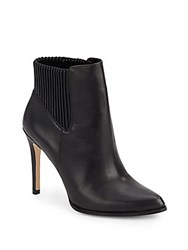 Bcbgeneration Vencia Leather Booties Black