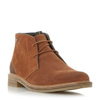 Barbour Readhead Casual Chukka Boots Tan