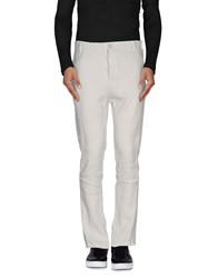 Transit Trousers Casual Trousers Men Light Grey