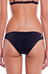 Rhythm Women's My Cheeky Bikini Bottom Black