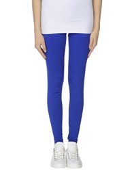 1 One Trousers Casual Trousers Women Bright Blue