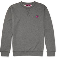 Mcq By Alexander Mcqueen Cotton Blend Sweatshirt Gray