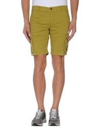 Dekker Bermudas Military Green
