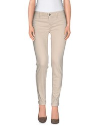 Jacob Cohen Jacob Coh N Trousers Casual Trousers Women Beige