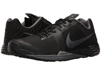 Nike Train Prime Iron Df Black Metallic Hematite Dark Grey Men's Cross Training Shoes