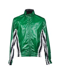 Bacon Coats And Jackets Raincoats Men Green