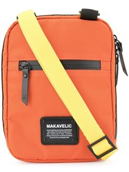 Makavelic Mini Cross Body Bag Orange