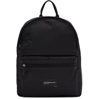 A.P.C. Black Jjjjound Edition Backpack