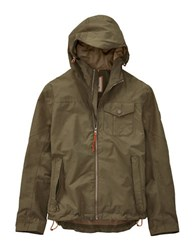 Timberland Eisenhower Hooded Bomber Jacket Capers