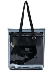 Eytys Void Ink Tote Bag Unisex Pvc One Size Black