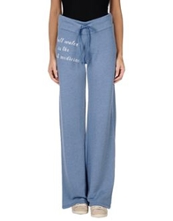 Wildfox Couture Wildfox Casual Pants Pastel Blue