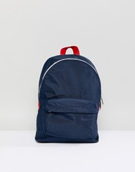 Tommy Jeans Logo Mini Backpack Corp Mix Multi