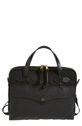 Men's Filson Canvas Briefcase