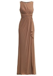 Mascara Maxi Dress Taupe