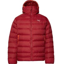 Arc'teryx Thorium Ar Quilted Shell Down Jacket Red