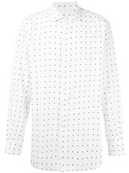 Roda Polka Dots Shirt White