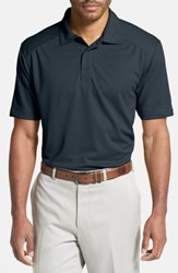 Cutter And Buck 'Genre' Drytec Moisture Wicking Polo Onyx Grey